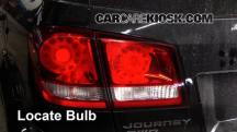 2011 Dodge Journey Mainstreet 3.6L V6 FlexFuel Lights