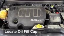 2011 Dodge Journey Mainstreet 3.6L V6 FlexFuel Oil