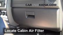 2011 Dodge Nitro Heat 3.7L V6 Air Filter (Cabin)