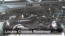 2011 Dodge Nitro Heat 3.7L V6 Coolant (Antifreeze)