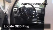 2011 Dodge Nitro Heat 3.7L V6 Check Engine Light