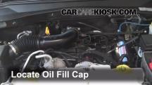 2011 Dodge Nitro Heat 3.7L V6 Aceite