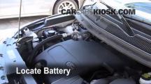 2011 Ford Explorer XLT 3.5L V6 Battery