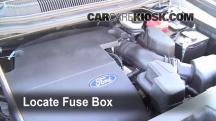 2011 Ford Explorer XLT 3.5L V6 Fuse (Engine)