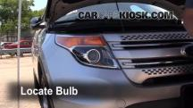 2011 Ford Explorer XLT 3.5L V6 Lights