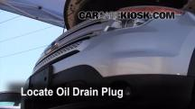 2011 Ford Explorer XLT 3.5L V6 Oil