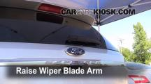 2011 Ford Explorer XLT 3.5L V6 Windshield Wiper Blade (Rear)