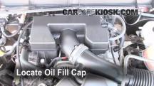 2011 Ford F-250 Super Duty XLT 6.2L V8 FlexFuel Standard Cab Pickup Aceite