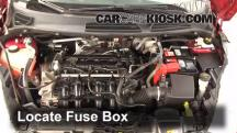 2011 Ford Fiesta SE 1.6L 4 Cyl. Sedan Fusible (motor)