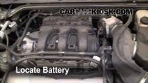 2011 Ford Taurus SEL 3.5L V6 Battery