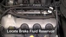 2011 Ford Taurus SEL 3.5L V6 Brake Fluid