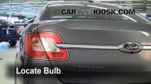 2011 Ford Taurus SEL 3.5L V6 Lights