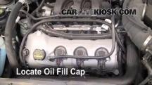 2010 Lincoln MKZ 3.5L V6 Aceite