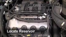 2011 Ford Taurus SEL 3.5L V6 Windshield Washer Fluid