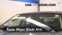 2011 Ford Taurus SEL 3.5L V6 Windshield Wiper Blade (Front)