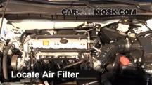 2011 Honda Accord LX 2.4L 4 Cyl. Air Filter (Engine)
