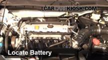 2011 Honda Accord LX 2.4L 4 Cyl. Battery