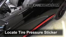 2011 Honda CR-Z EX 1.5L 4 Cyl. Neumáticos y ruedas