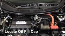 2011 Honda CR-Z EX 1.5L 4 Cyl. Oil