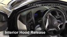 2011 Honda CR-Z EX 1.5L 4 Cyl. Capó