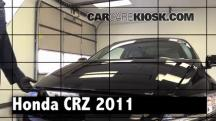 2011 Honda CR-Z EX 1.5L 4 Cyl. Review