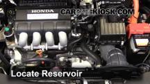 2011 Honda CR-Z EX 1.5L 4 Cyl. Windshield Washer Fluid