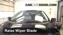 2011 Honda CR-Z EX 1.5L 4 Cyl. Escobillas de limpiaparabrisas delantero