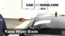 2011 Honda CR-Z EX 1.5L 4 Cyl. Escobillas de limpiaparabrisas trasero