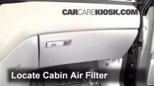 2011 Honda Odyssey EX-L 3.5L V6 Air Filter (Cabin)
