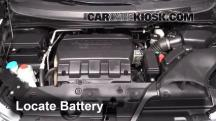 2011 Honda Odyssey EX-L 3.5L V6 Battery