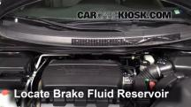 2011 Honda Odyssey EX-L 3.5L V6 Líquido de frenos