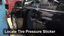2011 Honda Odyssey EX-L 3.5L V6 Tires & Wheels