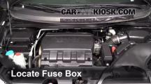 2011 Honda Odyssey EX-L 3.5L V6 Fuse (Engine)