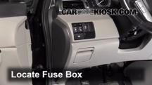 2011 Honda Odyssey EX-L 3.5L V6 Fusible (interior)