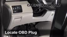 2011 Honda Odyssey EX-L 3.5L V6 Check Engine Light