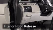 2011 Honda Odyssey EX-L 3.5L V6 Belts
