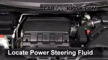 2011 Honda Odyssey EX-L 3.5L V6 Power Steering Fluid
