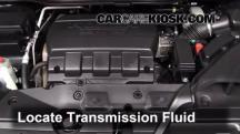 2011 Honda Odyssey EX-L 3.5L V6 Líquido de transmisión