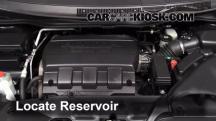 2011 Honda Odyssey EX-L 3.5L V6 Windshield Washer Fluid