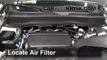 2011 Honda Pilot EX-L 3.5L V6 Air Filter (Engine)