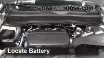 2011 Honda Pilot EX-L 3.5L V6 Battery