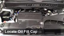 2011 Honda Pilot EX-L 3.5L V6 Aceite