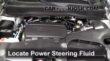 2011 Honda Pilot EX-L 3.5L V6 Power Steering Fluid