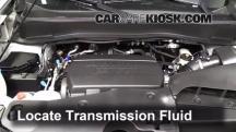2011 Honda Pilot EX-L 3.5L V6 Transmission Fluid