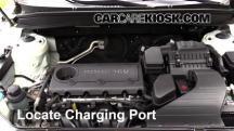 2011 Hyundai Santa Fe GLS 2.4L 4 Cyl. Aire Acondicionado