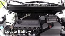2011 Hyundai Santa Fe GLS 2.4L 4 Cyl. Batería