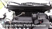 2011 Hyundai Santa Fe GLS 2.4L 4 Cyl. Líquido de frenos