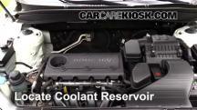 2011 Hyundai Santa Fe GLS 2.4L 4 Cyl. Pérdidas de líquido