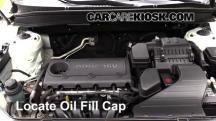 2011 Hyundai Santa Fe GLS 2.4L 4 Cyl. Aceite