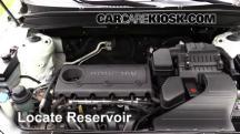 2011 Hyundai Santa Fe GLS 2.4L 4 Cyl. Líquido limpiaparabrisas